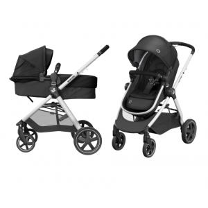 Kinderwagen Maxi-Cosi Zelia 2.0 Essential Black