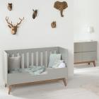 Babykamer Quax Trendy Griffin Grey (Ledikant + Commode)