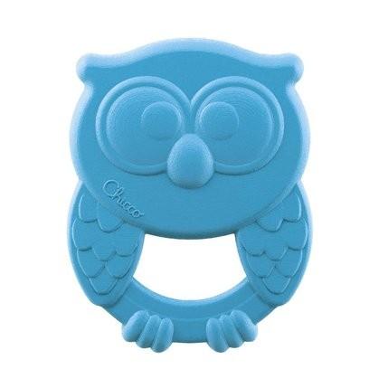 Bijtspeeltje Chicco Teether Owl ECO+