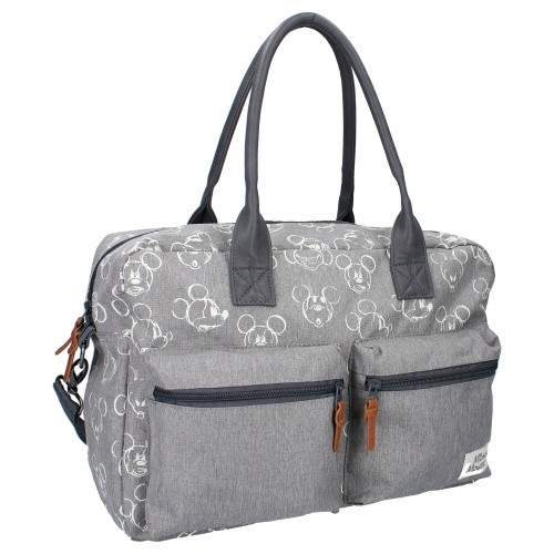 Image of Luiertas Mickey Mouse Endless Grey
