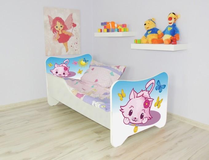 Peuterbed Top Beds Happy 140x70 Poes Inclusief Matras