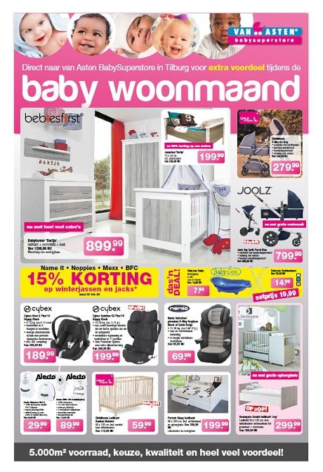 Baby Woonmaand!