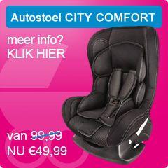 Autostoel City Comfort