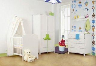 Babykamer Monaco